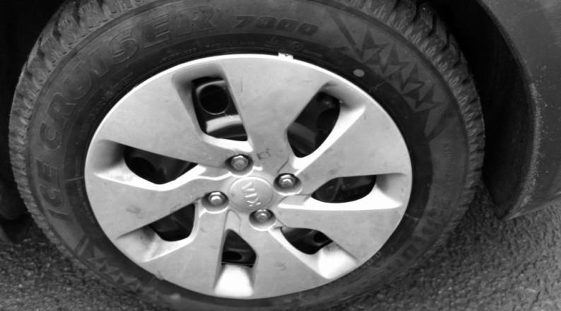какие колеса подходят на киа рио 2016г