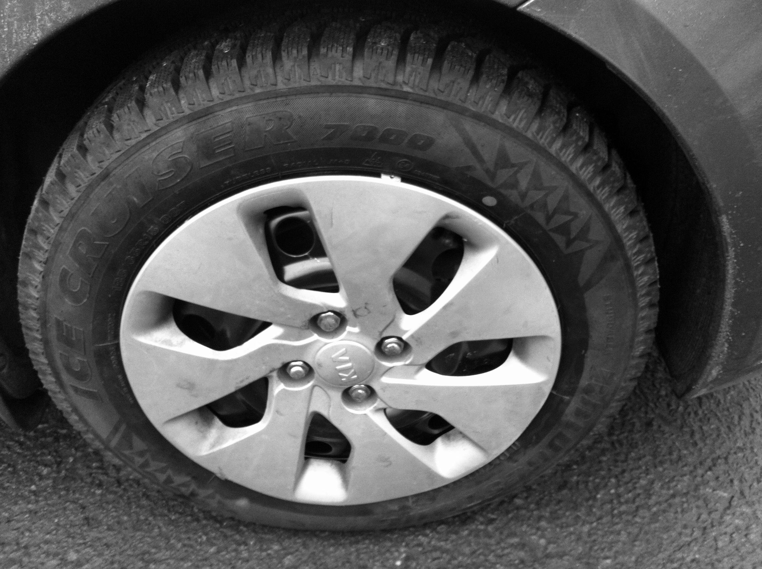 сколько стоят колеса на киа рио